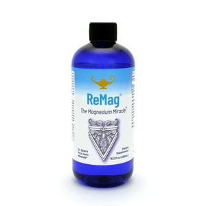 ReMag - The Magnesium Miracle | Magnésium liquide Pico-ion du Dr Dean - 480ml