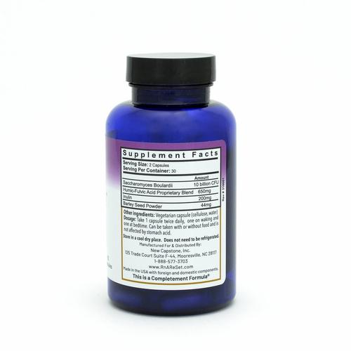 Flora ReVive - Probiotique aux extraits de tourbe - Gélules