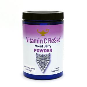 Vitamin C ReSet - Vitamine C - Boisson en poudre