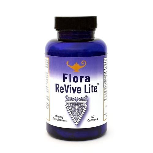 Flora ReVive Lite - Probiotiques à partir de la tourbe - Gélules
