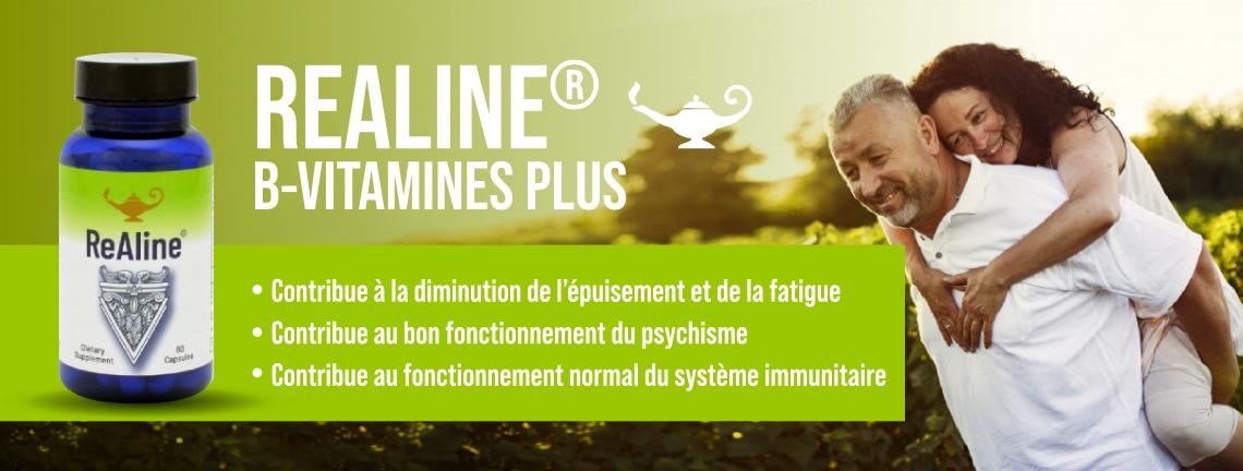 ReAline - B-Vitamines Plus
